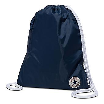 Converse Cinch Drawstring Gym Tasche Navy 47