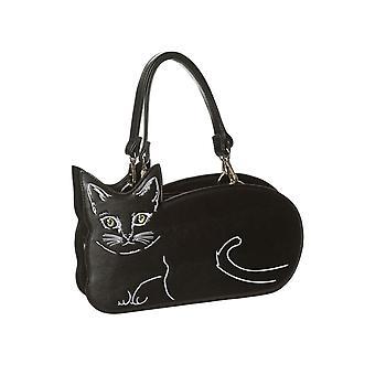 Banned Kitty Kat Bag