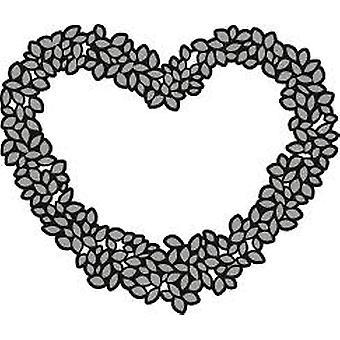 Marianne Design Topiary Heart Die, Grey