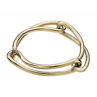 Calvin Klein KJ9QJD10010S Unified Gold Tone Stainless Steel Bracelet