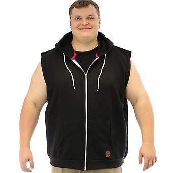 D555 Blake Sleeveless Hoody