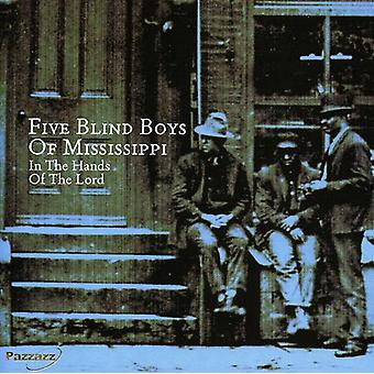 Blind Boys of Alabama & Mississippi - In the Hands of the Lord [CD] USA import