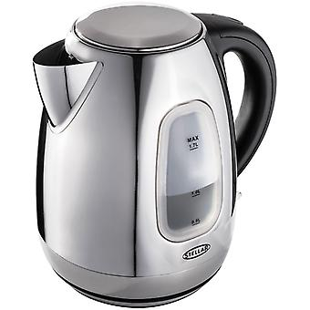 Stellar Electricals, 1.7 Litre Stainless Steel Kettle, 3000w