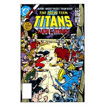 New Teen Titans Vol. 2 by George Perez