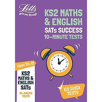 KS2 Maths and English SATs Age 1011 10Minute Tests