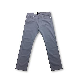 HUGO BOSS Delaware slim fit stretch cotton jeans in mauve