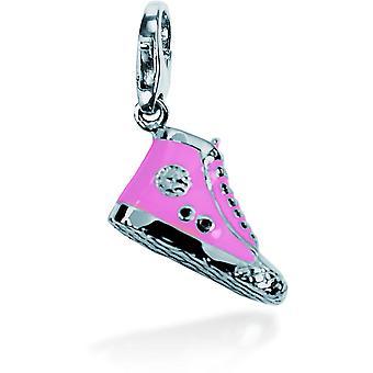 Charm stone Lawson JC99A130 - Charm pendant Converse pink woman
