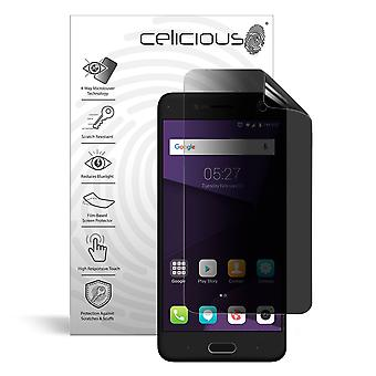 Celicious Privacy Plus 4-Way Anti-Spy Filter Screen Protector Film Compatible with ZTE Blade V8