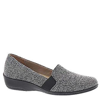 LifeStride Womens isabelle Almond Toe Loafers