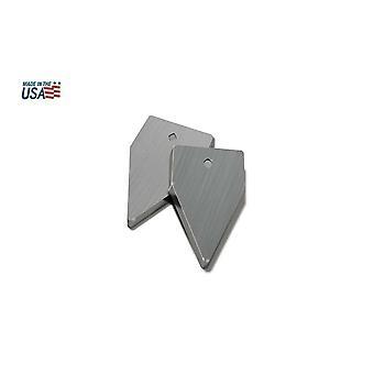 AccuSharp Replacement Sharpening Blades, Tungsten Carbide, Reversible #003