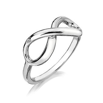 Hot Diamonds Infinity Ring DR144