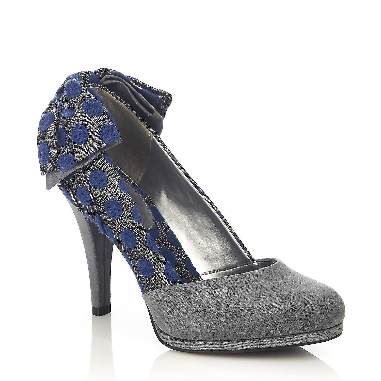 Ruby Shoo Women's Katie Court Shoes GOw7g