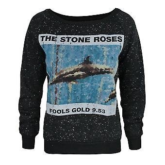 Amplified Stone Roses Fools Gold Women's Sweater