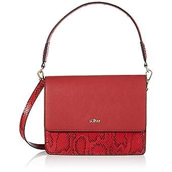 s.Oliver Red Woman Umhängetasche (Rot (rot 3555)) 45x17x24 cm (B x H x T)