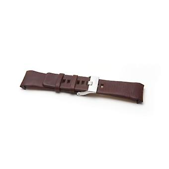 Authentic diesel leather watch strap for dz1179
