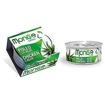 Monge Ns Wet Kitten Chicken And Aloe (Cats , Cat Food , Wet Food)