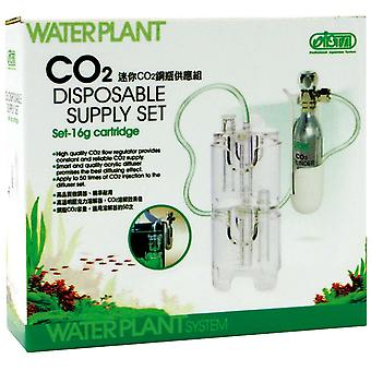 WaterPlant Kit Completo Co2 - Cilindro de 16G (Fish , Maintenance , Water Maintenance)