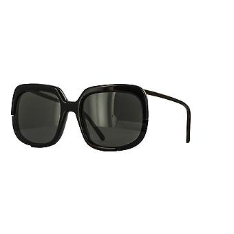 Marni ME608S 004 Black-Havana/Grey Sunglasses