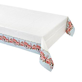 Truly Chintz Paper Table Cover Tea Party 180x120 cm