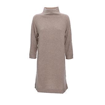 Hemisphere 19212137217 Women's Beige Cashmere Dress