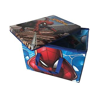 Spiderman Box play mat