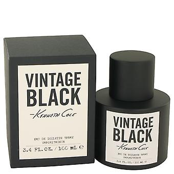 Kenneth Cole Vintage Black Eau de Toilette Spray 100ml