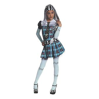 Monster High Childrens/Kids Frankie Stein Costume