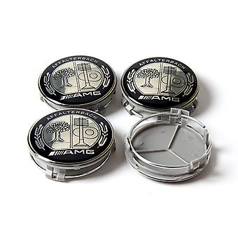 MB26-75MM 4-Pack Center Cowles Mercedes Benz