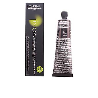 L'Oréal Expert Professionnel Inoa Coloration D'Oxydation Sans Amoniaque #8,34 60 Gr Unisex