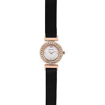 Jean Bellecour REDL1 Watch - Dor Rose Satin and Women's Watch