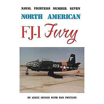 North American FJ1 Fury by Ginter & Steve