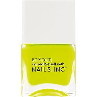 Nails inc Naked In Neon Nail Polish Collection - Knightriders Street 14ml