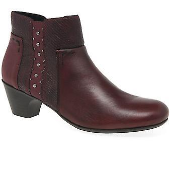 ريكر كولت المرأة أحذية الكاحل