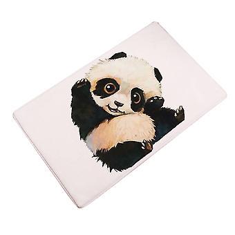 Flanel Panda Rug