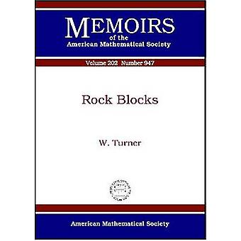 Rock Blocks by W. Turner - 9780821844625 Book