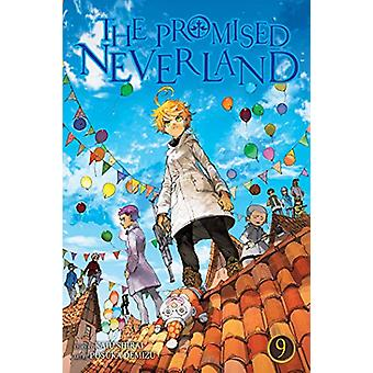 The Promised Neverland - Vol. 9 by Kaiu Shirai - 9781974704873 Book