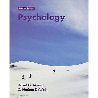 Psychology by David Myers - 9781319113070 Book