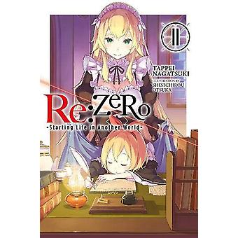 re -Zero Starting Life in Another World - Vol. 11 (light novel) by Tap