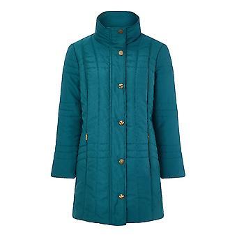 TIGI Green Quilted Jacket