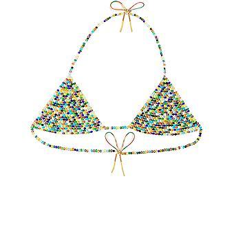 Alanui Lwae004s20mat0025987 Women's Multicolor Synthetic Fibers Bikini