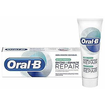 Oral B Toothpaste Gums and Enamel Repair Extra Fresh 75 ml