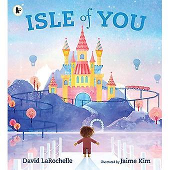 Isle of You by David LaRochelle - 9781406390353 Book
