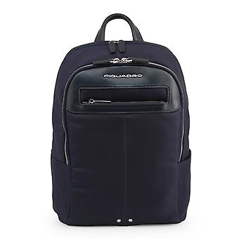 Man piquadro synthetic backpack p09495