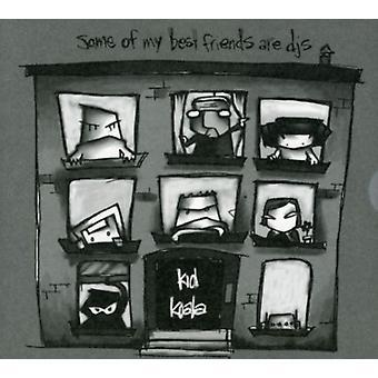 Kid Koala - Some of My Best Friends Are DJ's [CD] USA import
