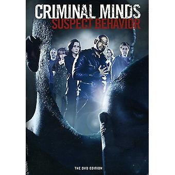 Criminal Minds: Suspect Behavior: Dvd Edition [DVD] USA import