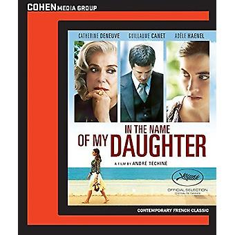 In the Name of My Daughter [Blu-ray] USA import