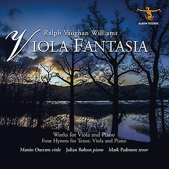 Viola Fantasia [CD] USA tuonti