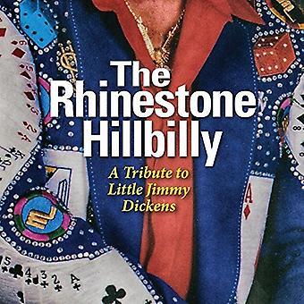 Various Artist - Rhinestone Hillbilly: Trib to Little Jimmy [CD] USA import