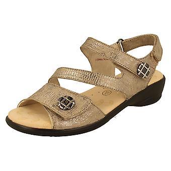 Ladies Padders Strappy Sandals Vienna