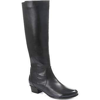Regarde Le Ciel Womens Stefany-274 Long Leather Boots